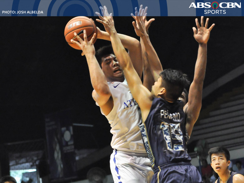 Eaglets nip Bullpups; sweep first round